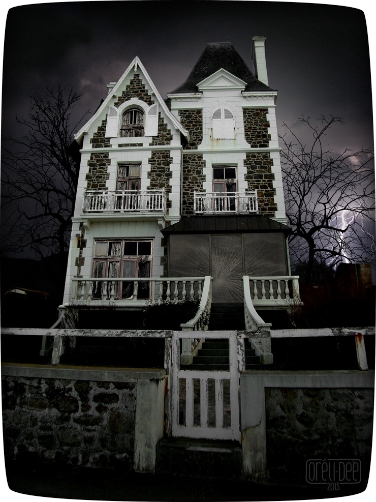haunted house st malo