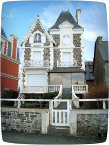 maison hantée St Malo