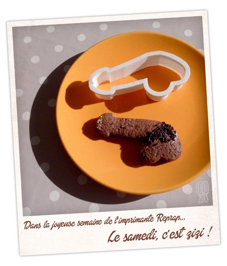 Des cookies pas tr s fr quentables or li dee - Emporte piece patisserie originaux ...