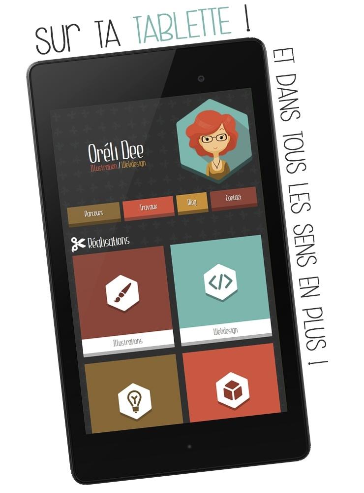 visuel site orélidee 2014 résolution tablette