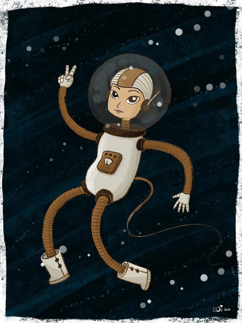 space peanut