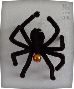 araignee / spider / mobile