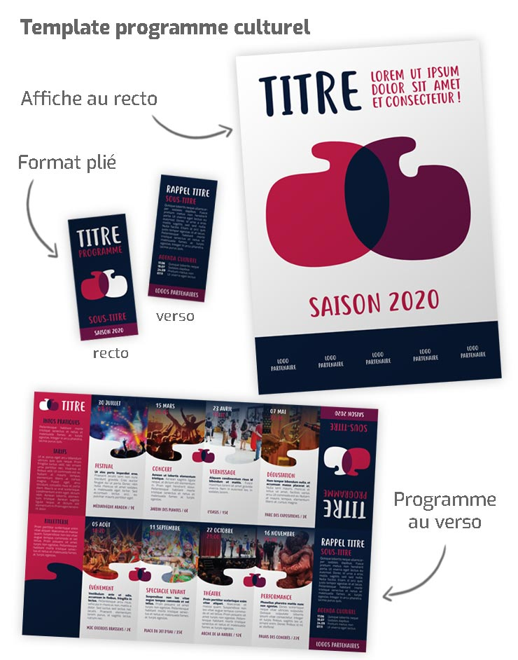 Programme culturel 420x297